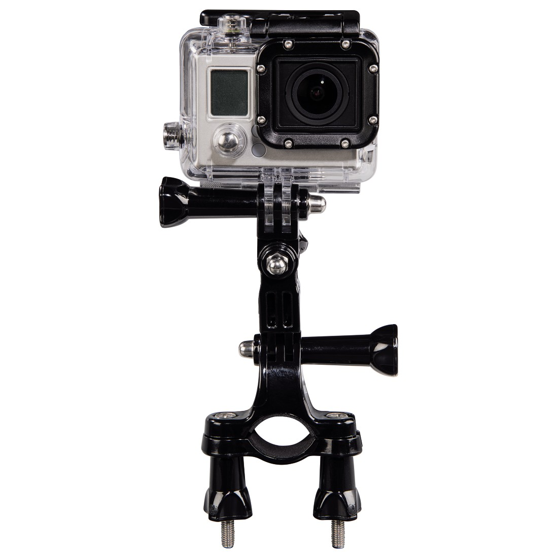 "awx High-Res Appliance - Hama, Pole mount ""small""voor GoPro, van 1,6 - 4 cm"