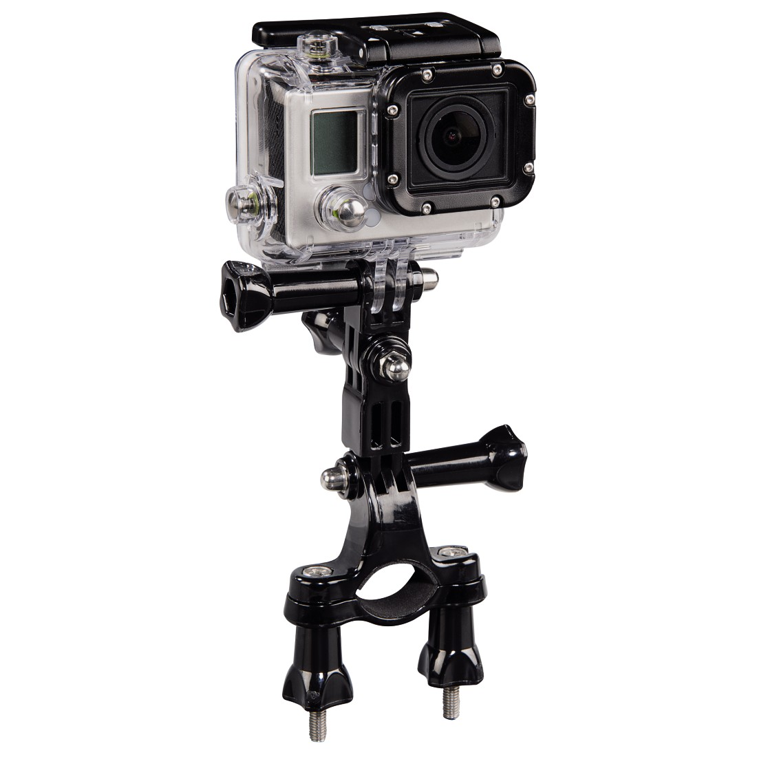 "awx2 High-Res Appliance 2 - Hama, Pole mount ""small""voor GoPro, van 1,6 - 4 cm"