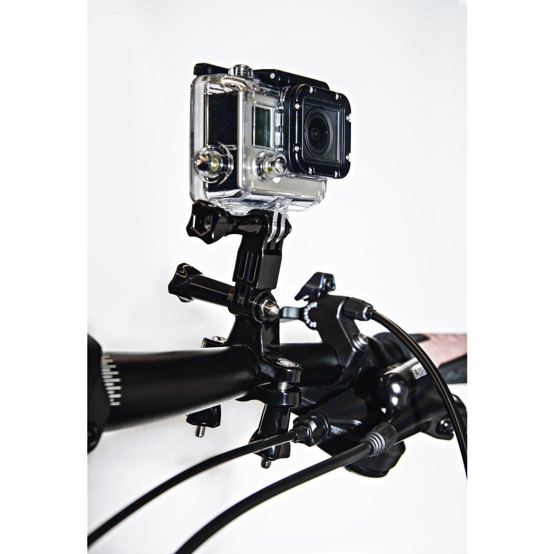 "awx4 High-Res Appliance 4 - Hama, Pole mount ""small""voor GoPro, van 1,6 - 4 cm"