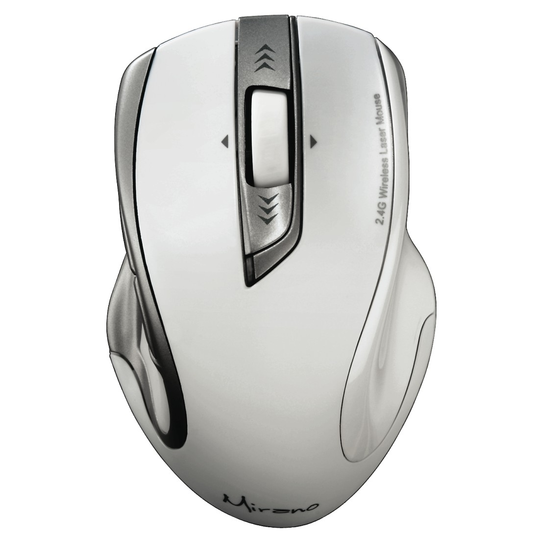 abx3 High-Res Image 3 - Hama, Mirano Wireless Laser Mouse, noiseless, white