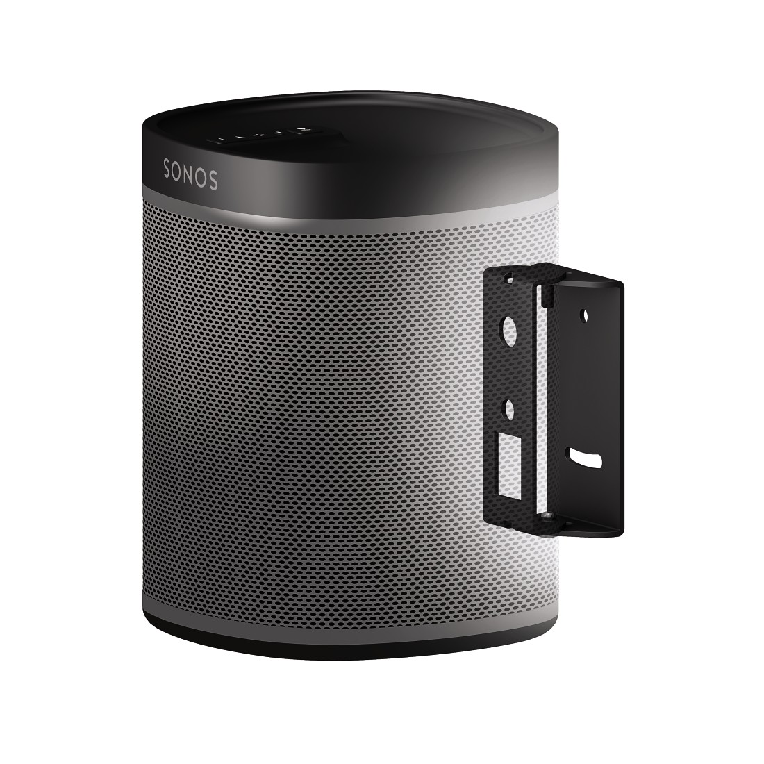 awx2 High-Res Appliance 2 - Hama, Muurbevestiging voor Sonos PLAY 1 swivel zwart