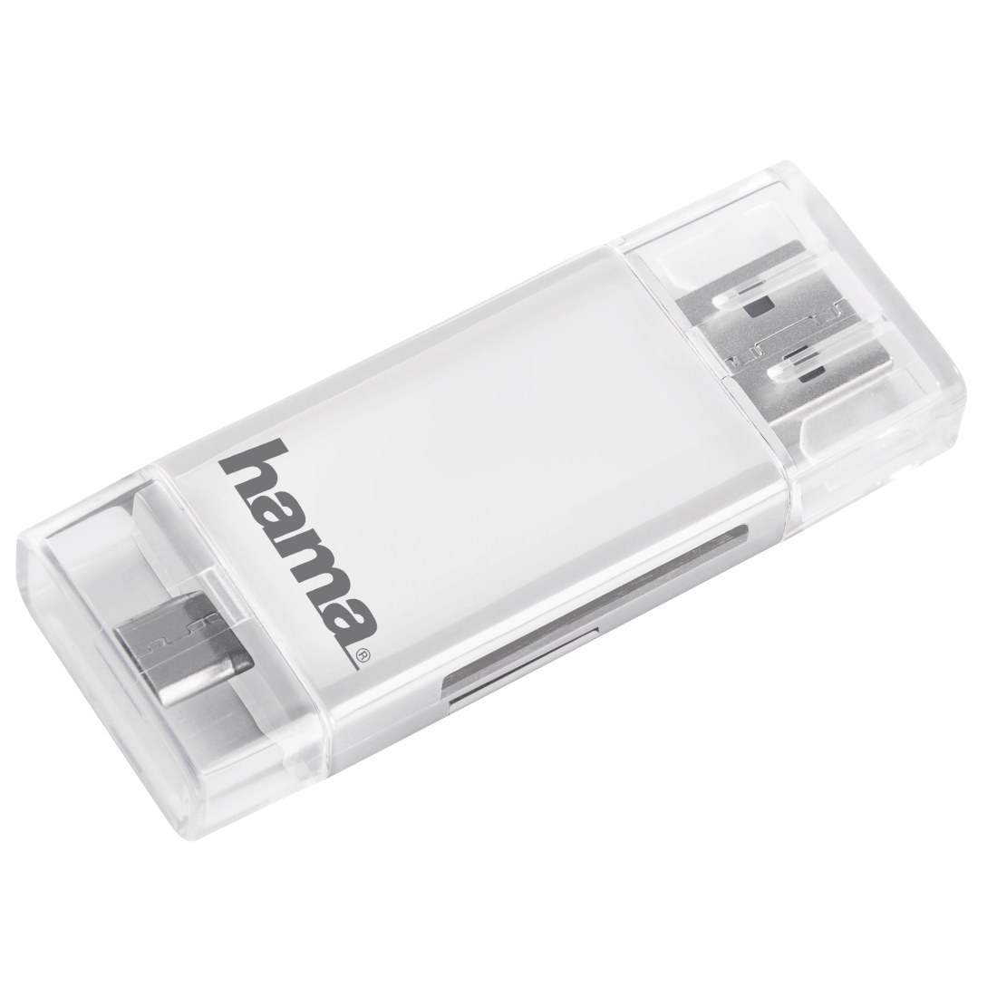 HAMA 9in1 USB 2.0 Card Reader Driver (2019)