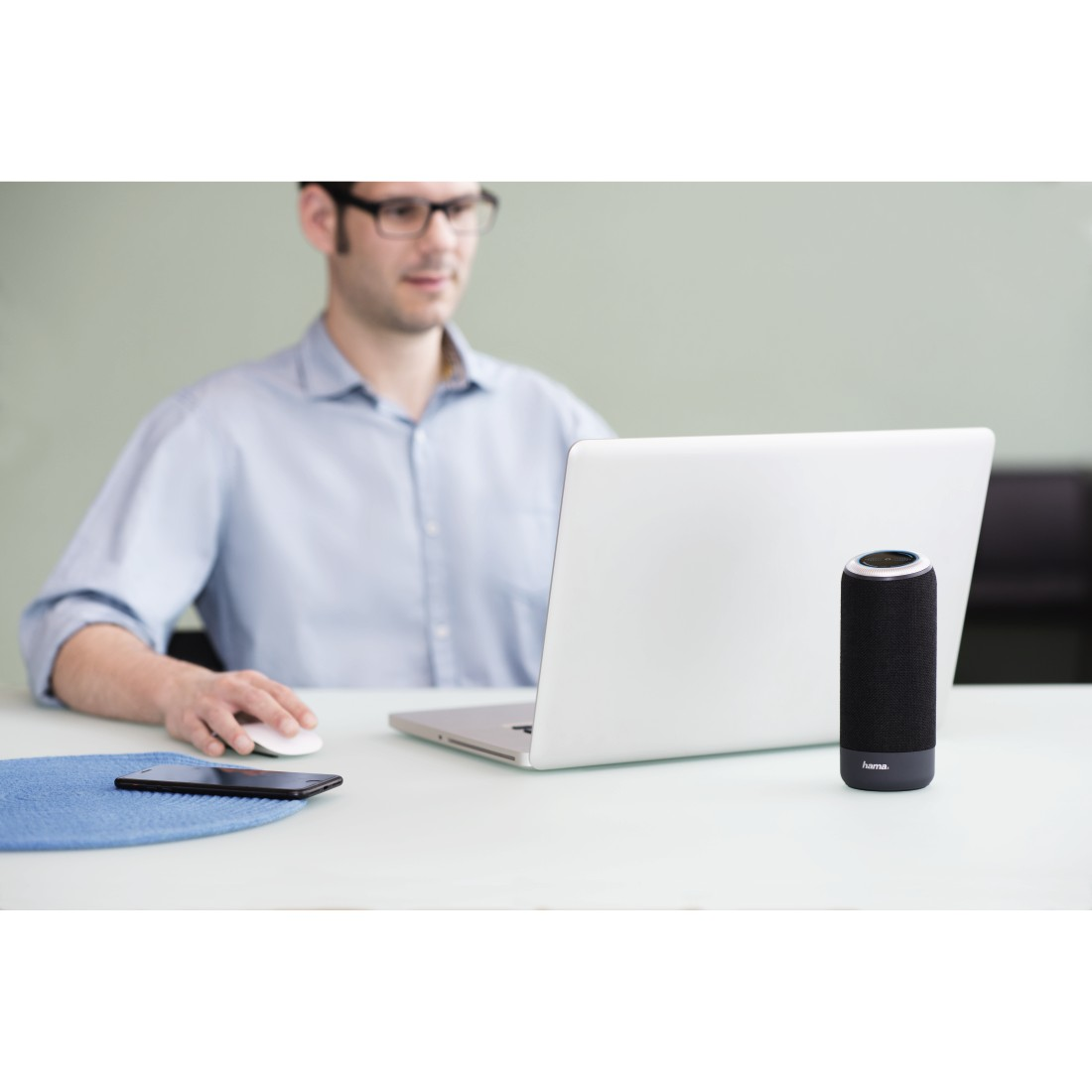 awx3 High-Res Appliance 3 - Hama, Mobiele Bluetooth-luidspreker Soundcup-S