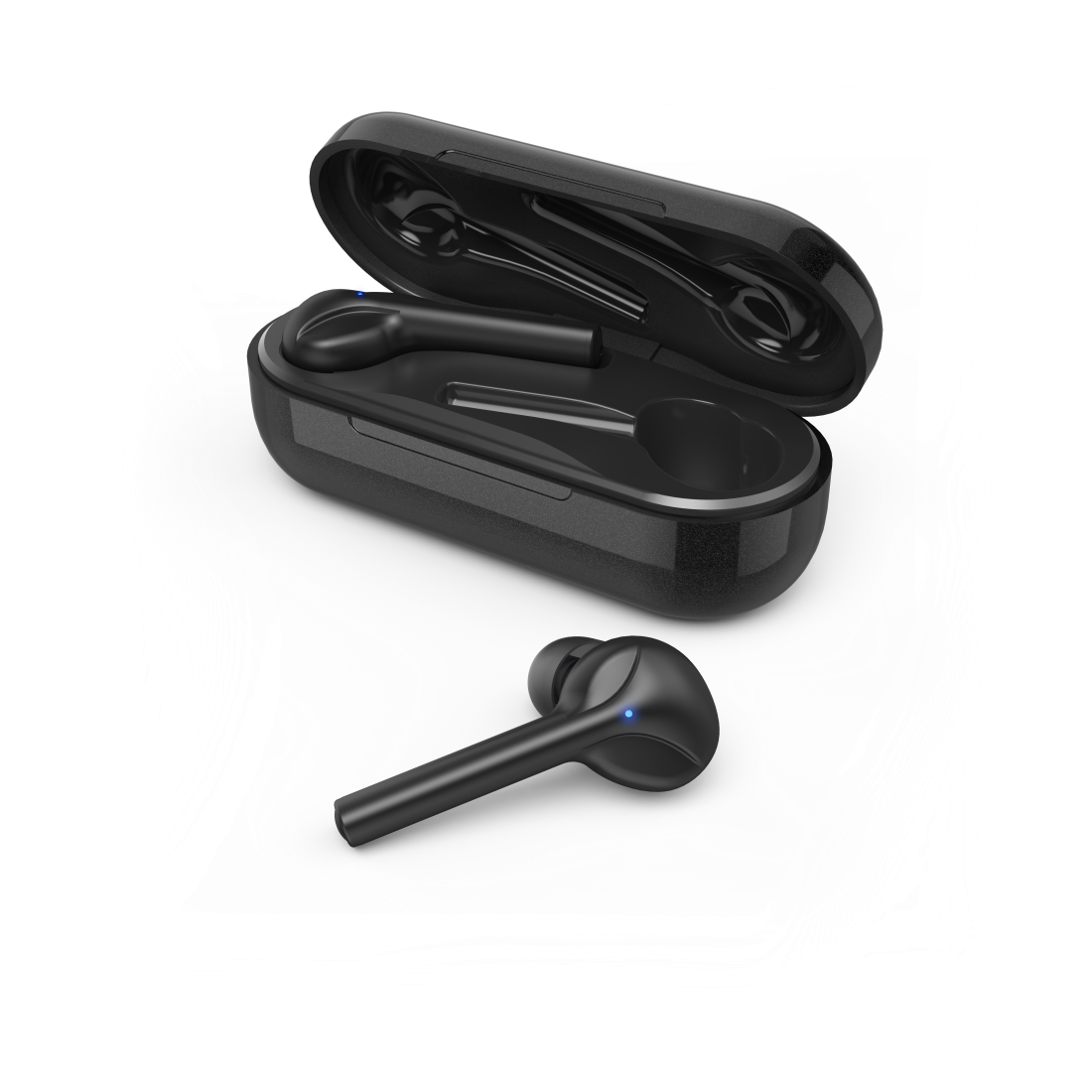 "abx High-Res Image - Hama, Bluetooth®-koptelefoon ""Style"", in-ear, True Wireless, spraaksturing, micro"
