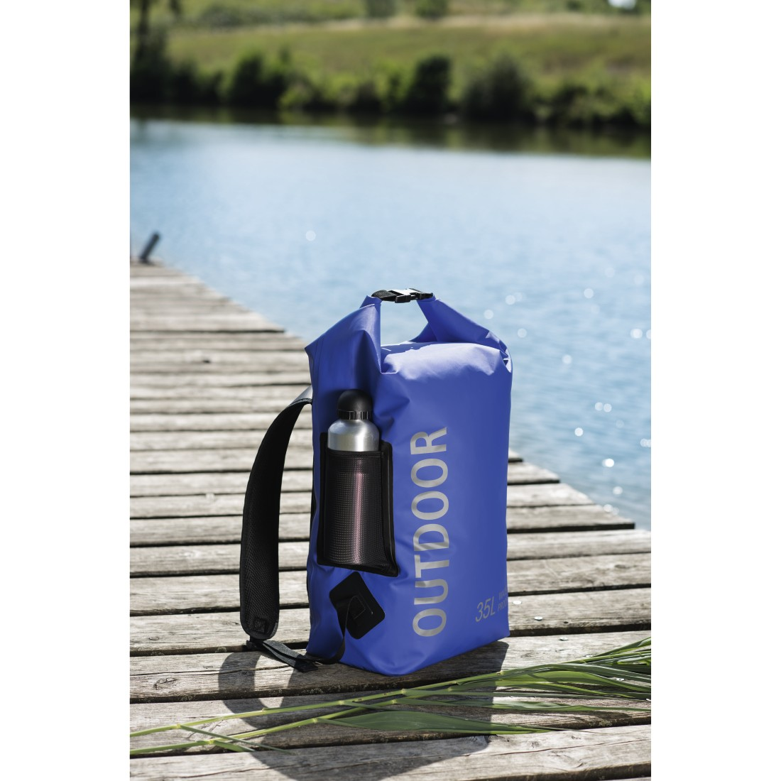 awx4 High-Res Appliance 4 - Hama, Outdoor-rugzak, 35 l, blauw