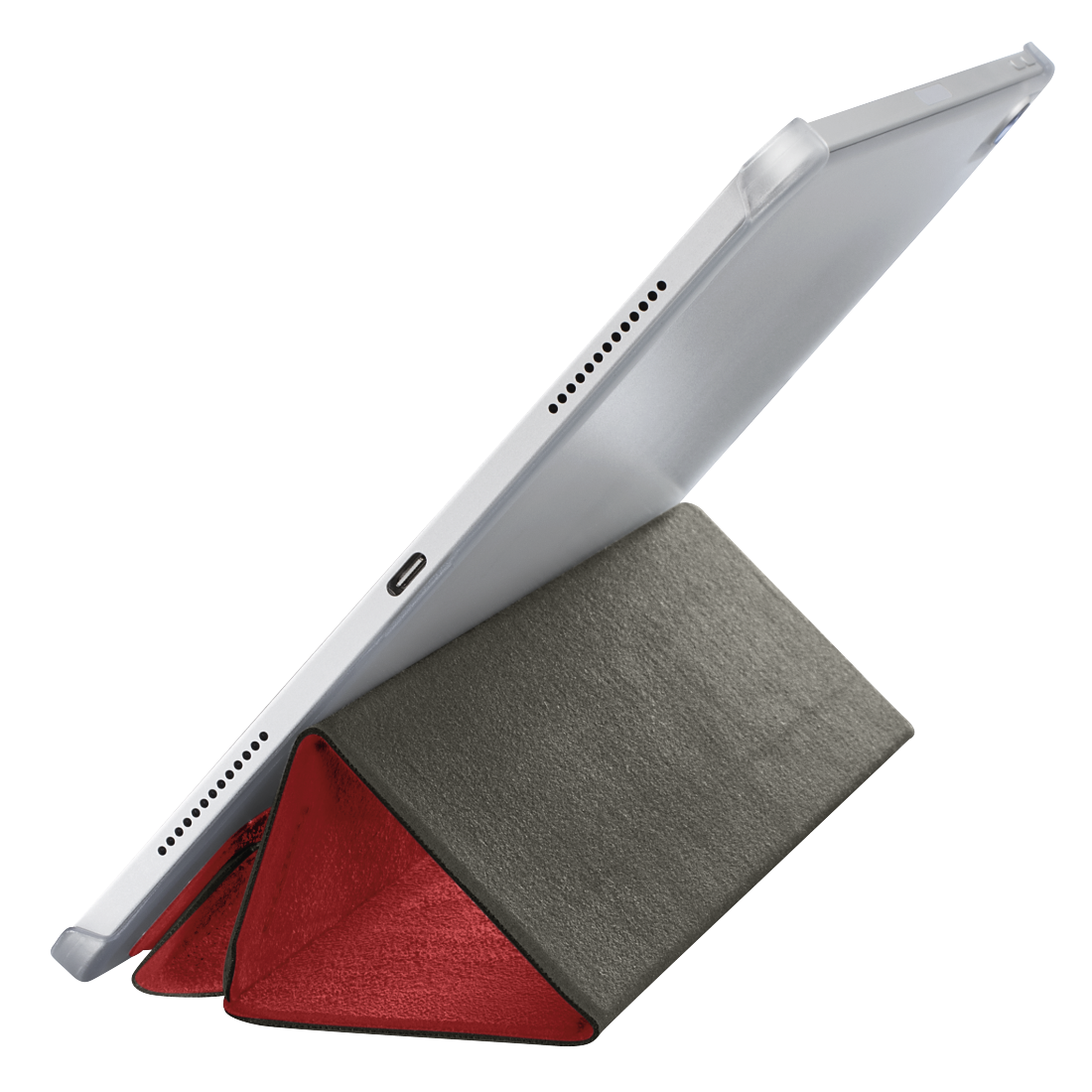 "abx4 High-Res Image4 - Hama, Tablet-case ""Suede Style"" voor Apple iPad Pro 11"", rood"