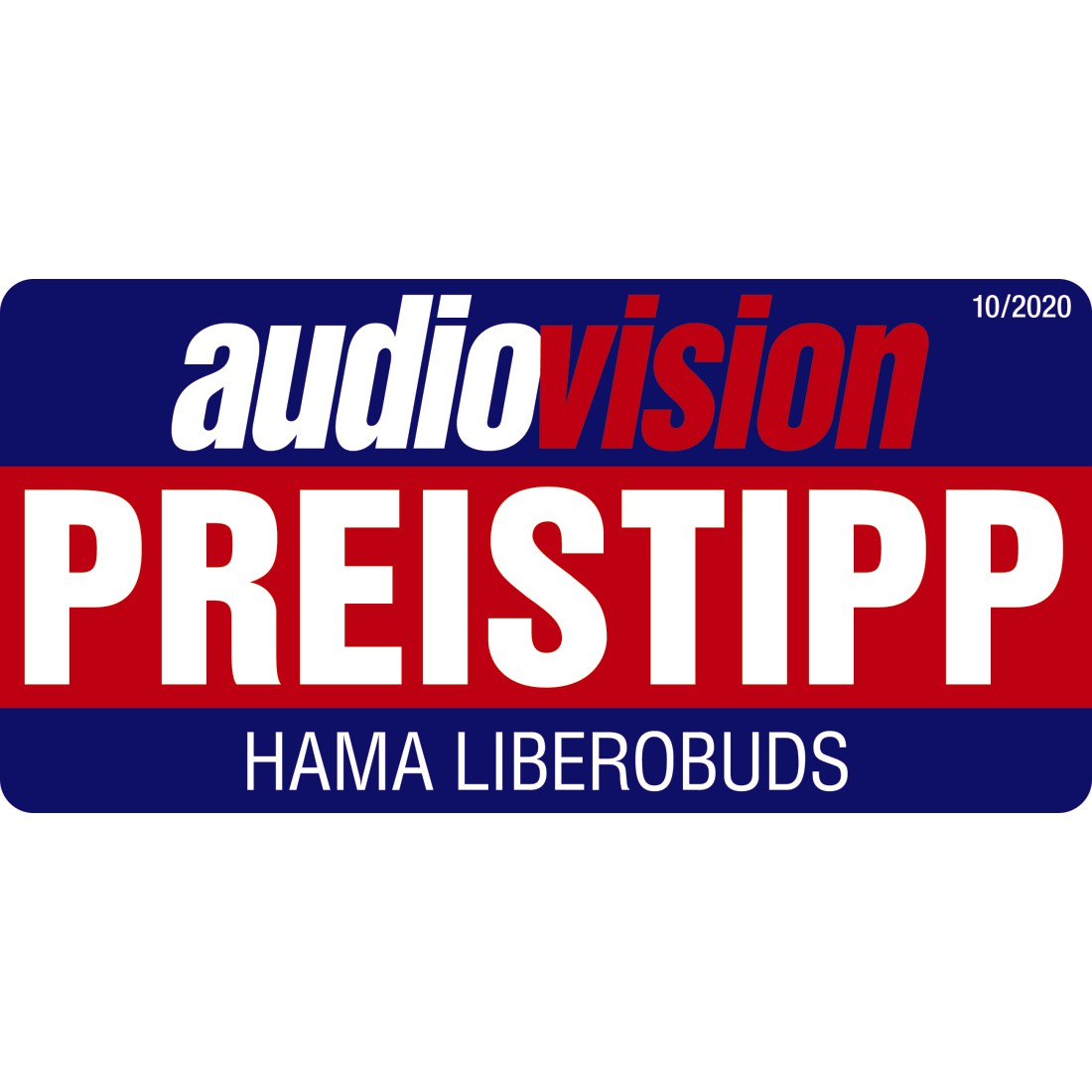 "tex Druckfähiges Testurteil - Hama, Bluetooth®-koptelefoon ""LiberoBuds"", in-ear,true wireless,oplaadstat.,groen"