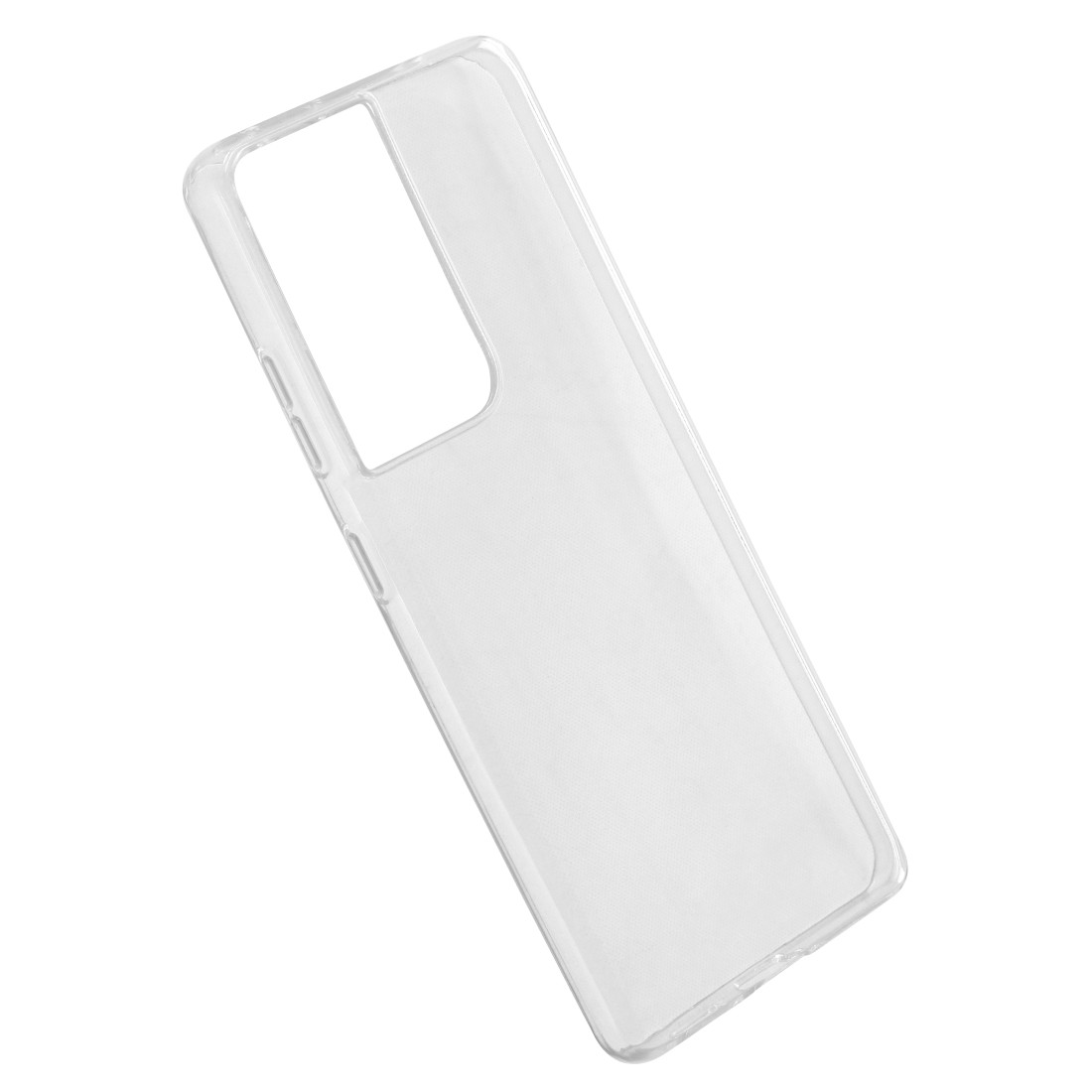"abx4 High-Res Image4 - Hama, Cover ""Crystal Clear"" voor Samsung Galaxy S21 Ultra (5G), transparant"