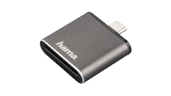 USB Type-C storage media, card readers & hubs