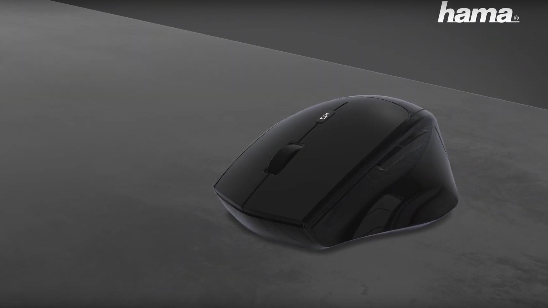 "Hama Optical 6-button wireless mouse ""MW-600"""