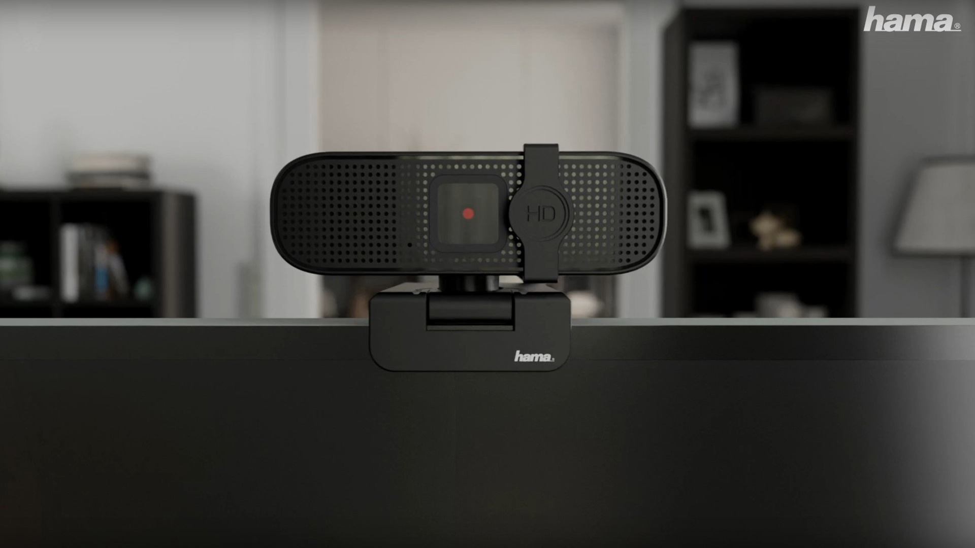 "Hama ""C-400"" PC Webcam, 1080P"